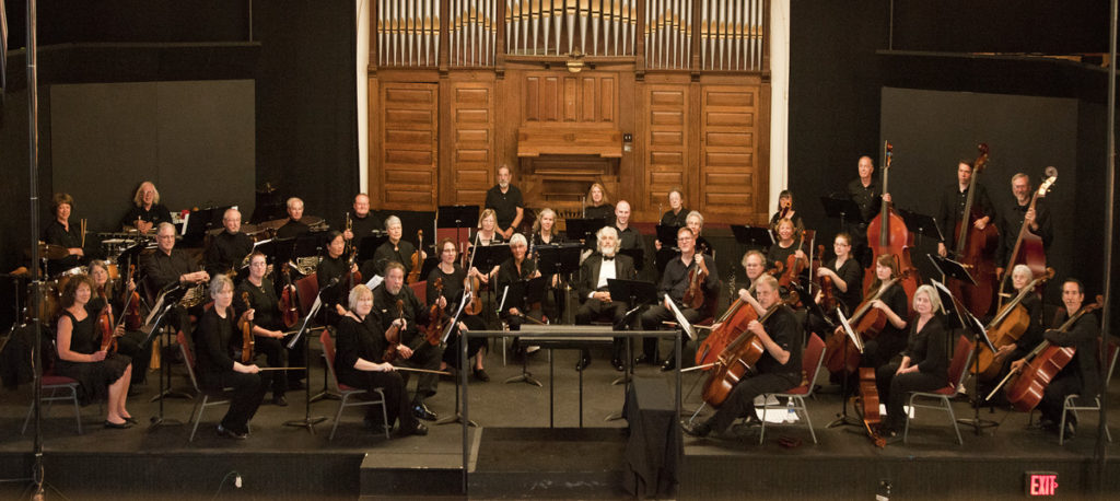 Passamaquoddy Bay Symphony Orchestra | Eastport Arts Center