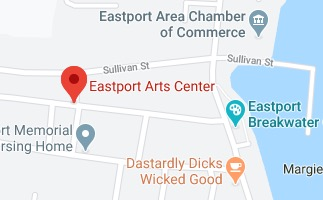 Eastport Arts Center Map