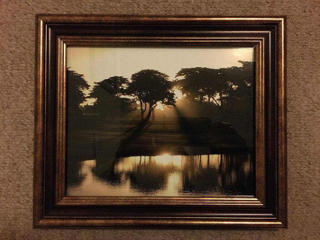 Golfer's Dream by Stephen Rodewald